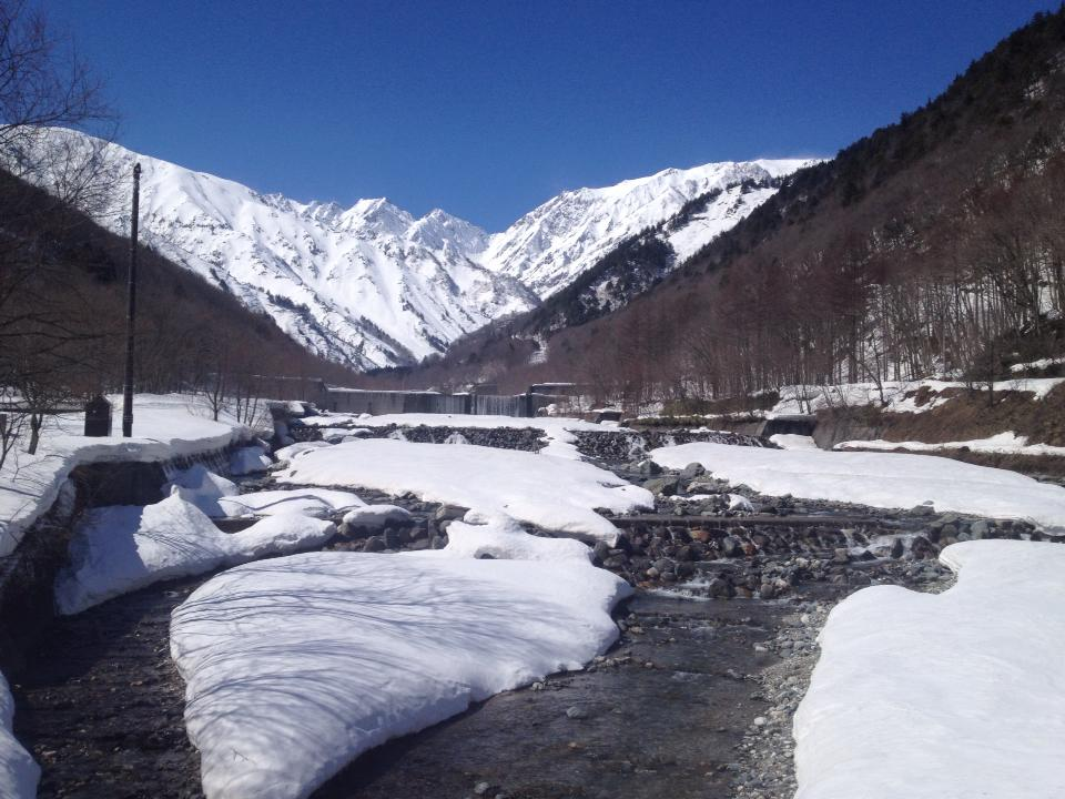 Hakuba's North Face