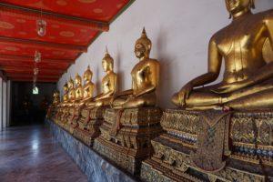 Wat Pho – Finding Peace in Frantic Bangkok