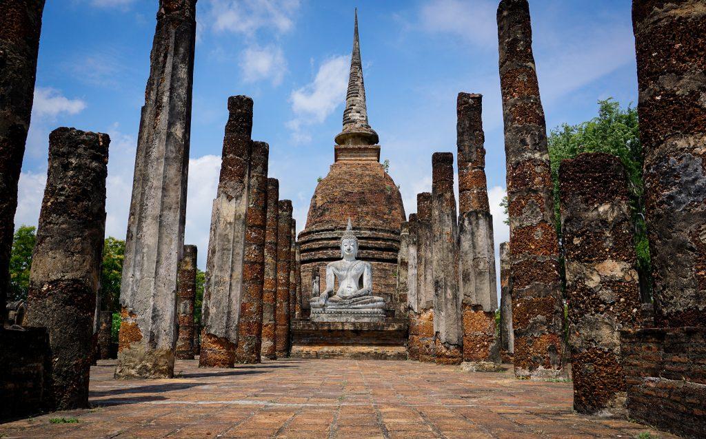 Sukhothai Historical Park A Hidden Gem The Snowcapped Passport