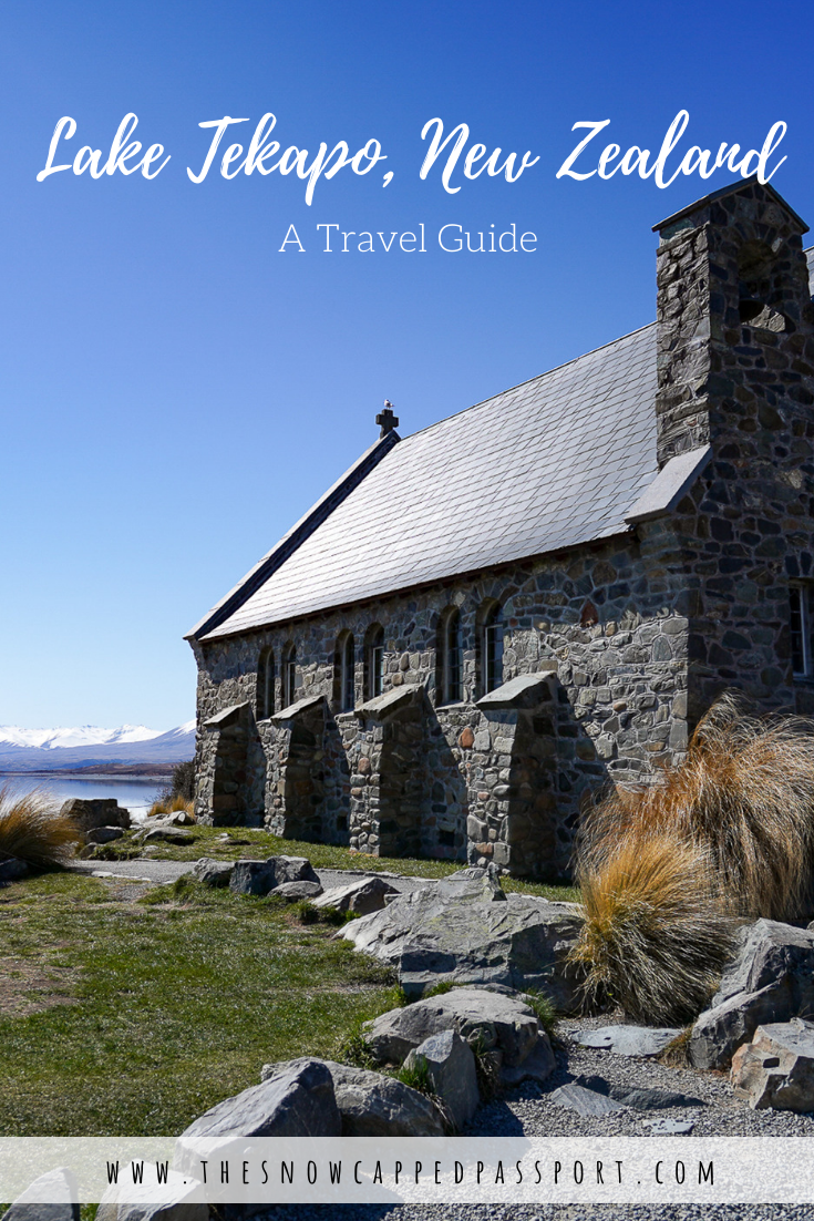 A travel guide to the stunning town of Lake Tekapo. This post covers the in's and out's of where to stay, what to do and where to eat in this gorgeous little town.