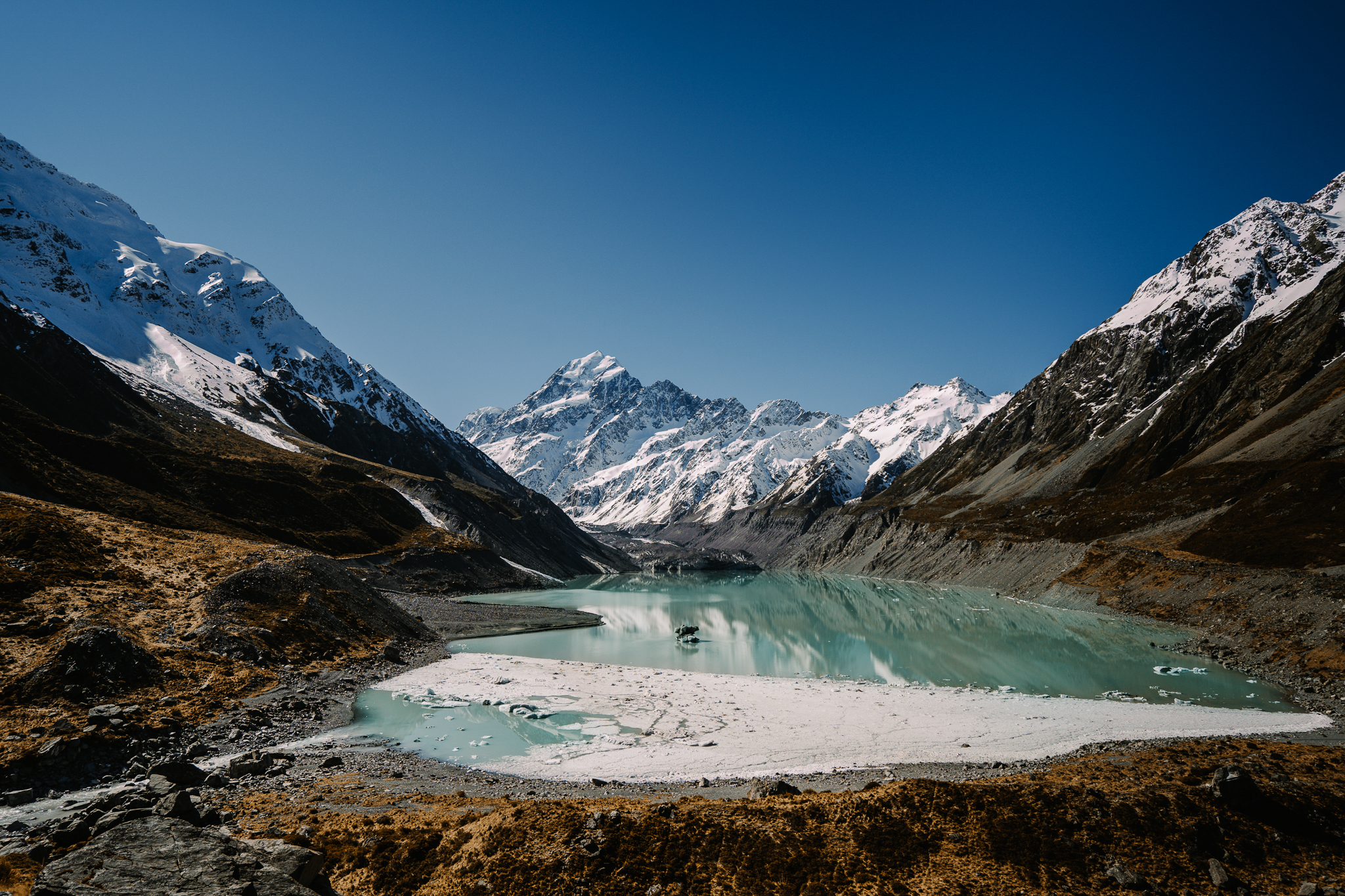 New Zealand's South Island itinerary incomplete without a trip to Mount Cook