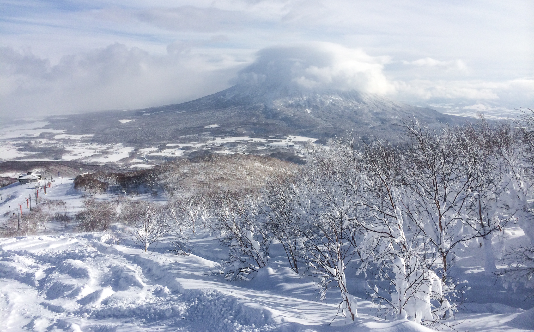 Winter Holiday in Niseko feat Mt Yotei