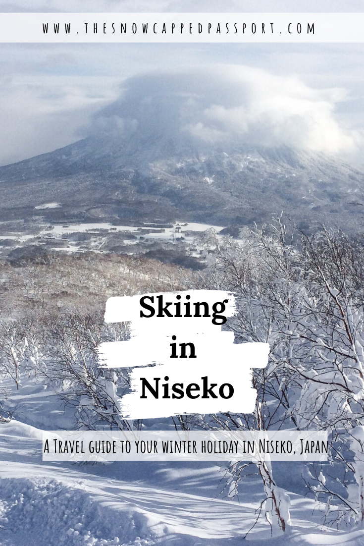 Pin - Your Winter Holiday in Niseko