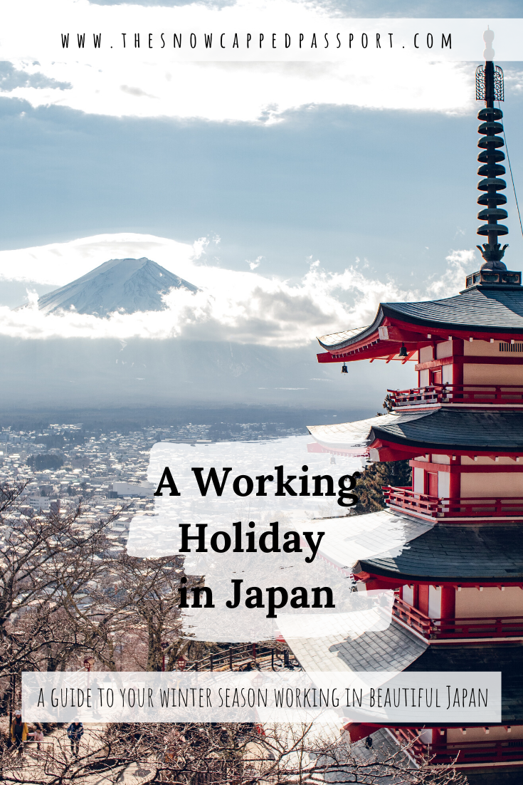 Planning a Working Holiday in Japan but don't know where to start? Check out my guide to help you with all the important parts of a winter season working in Japan.