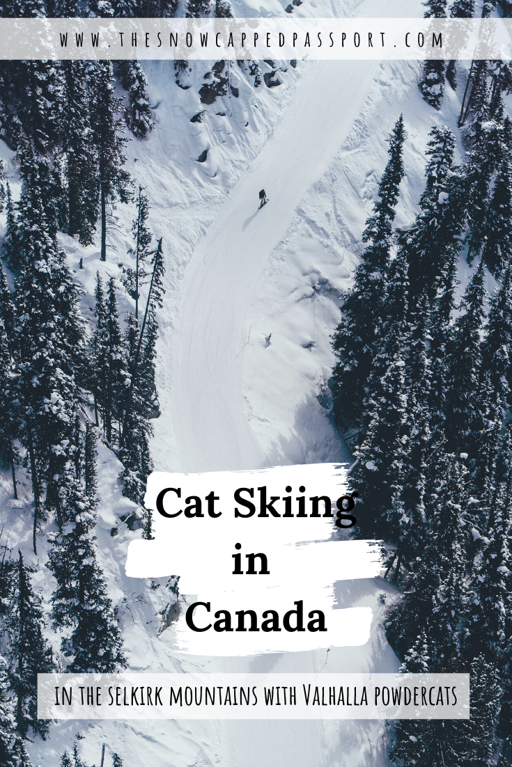 Keen to get out and explore Canada's amazing snow but not ready to try backcountry skiing? Why not check out cat skiing in Canada with Valhalla Powdercats!
