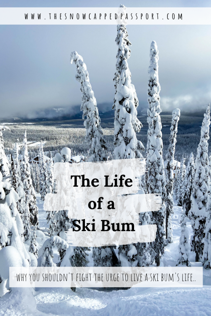 Working a ski season overseas is an incredible experience for any adventurous traveller. But what happens when the ski season is over, and you still want to be a ski bum?  You can be! Read all about why I think you shouldn't fight the urge to be a ski bum here...
